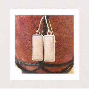 Jewelry - NEW | Peru Opal & Sterling Silver Drop Earrings